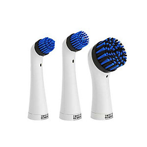 Bathroom Sonic Scrubber Brush Heads