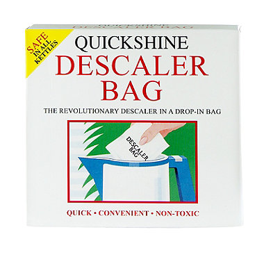 Quickshine Descaler Sachets