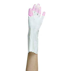 Medium Antibacterial Gloves (Size 8)