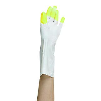 Antibakterielle Handschuhe, groß