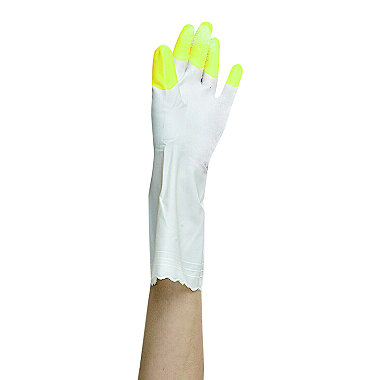 Large Anti Bac Gloves (Size 9)