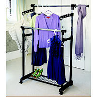 Portable Garment Rail