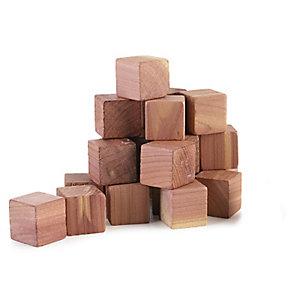 24 Drawer Freshener Cedar Cubes