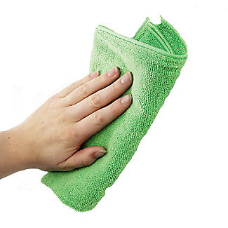 Lakeland Home Microfibre Bathroom Cloth alt image 2