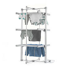 Dry-Soon 3-Tier Heated Tower Airer