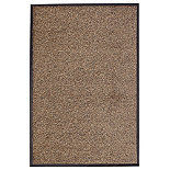 Coffee Microfibre Mat