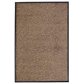 Coffee Microfibre Mat