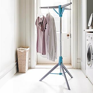 Faltbarer Kleiderständer alt image 2