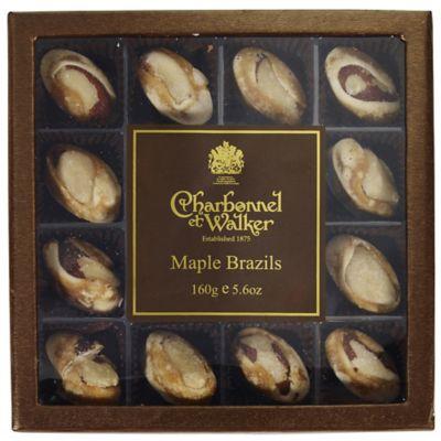 Charbonnel Et Walker Maple Brazils In Chocolate At Lakeland