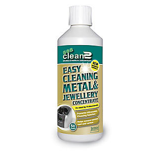SeaClean2 Jewellery Cleaner and Tarnish Remover 500ml