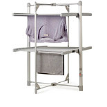 Dry-Soon 2-Tier Heated Tower Airer
