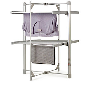 Dry:Soon 2-Tier Heated Tower Airer