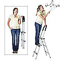Ladders, 2 step Lightweight Easy Reach
