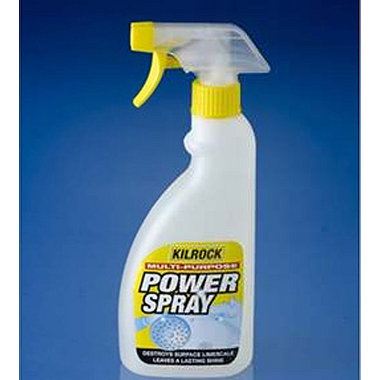 Kilrock Limescale Remover Power Spray