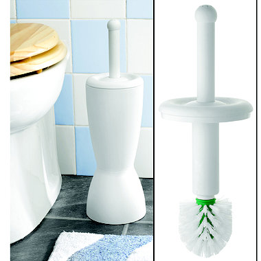 The Hygienic Toilet Brush