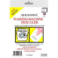 Washing Machine Descalers