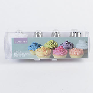 Professional Piping & Icing Gift Set - 7 Nozzles & 1 Bag alt image 5