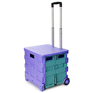 The Funky Trundle Wheeled Trolley