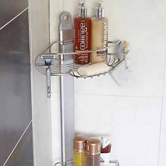 simplehuman Corner Shower Caddy alt image 4