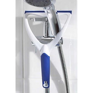 Soft Grip Bathroom Squeegee alt image 2