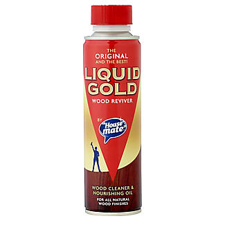 Liquid Gold Wood Furniture Reviver 250ml alt image 1