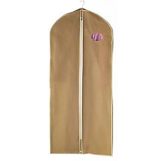 Extralanger Kleidersack mit Reißverschluss