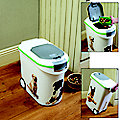 12kg Pet Food Container