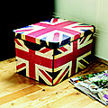 Brit Decorative Storage Box