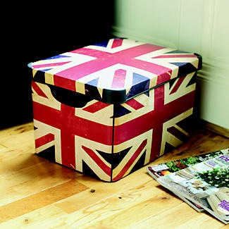 Brit Decorative Storage Box