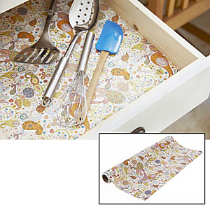 Paisley Drawer Liner