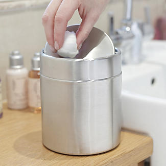 Swing Top Mini Bin