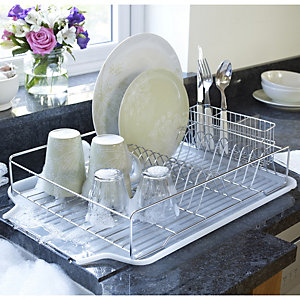 Super-Size Dishrack