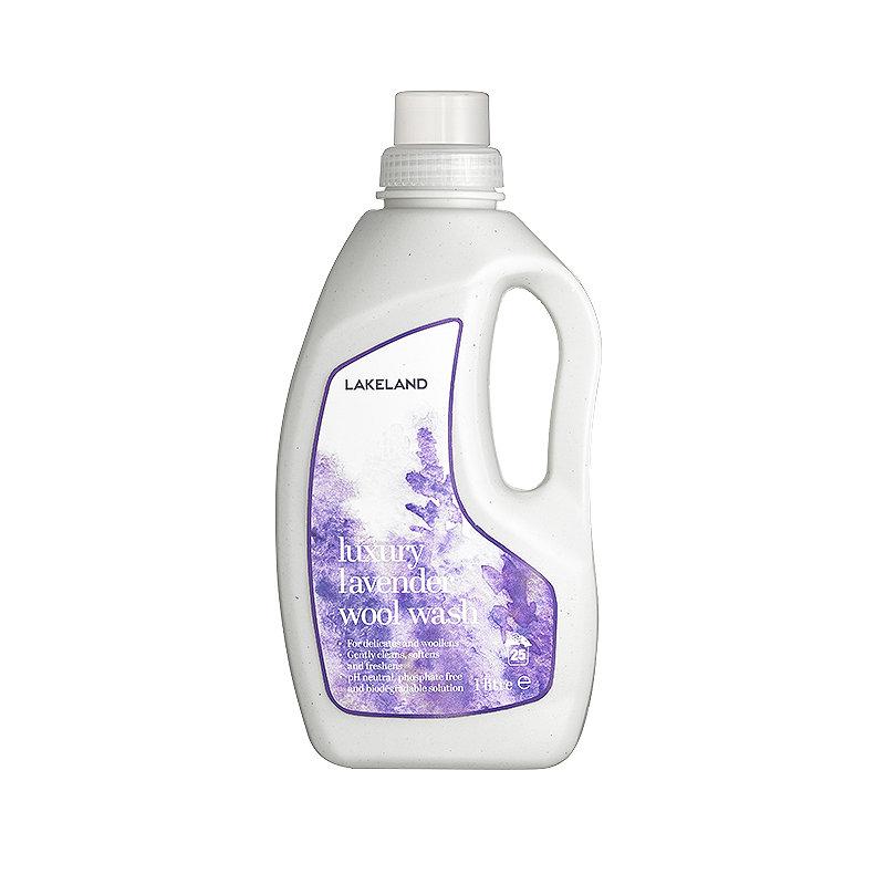 Lavender Wool Wash Liquid Detergent 1L