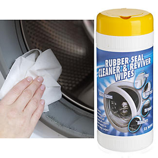 25 Rubber Seal Wipes