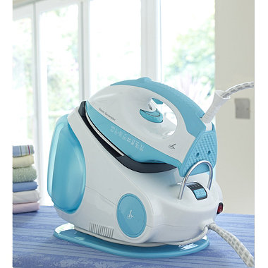 Lakeland Steam Generator Iron