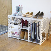 Flexi Shoe Rack Lite
