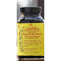 Stone's Beeswax Dark Wood Furniture Cream
