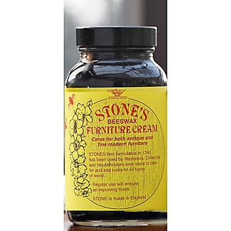 Stone's Beeswax Dark Wood Furniture Cream