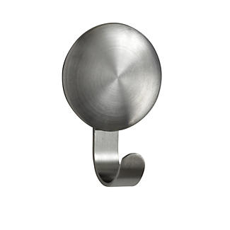 Small Self-Adhesive Stainless Steel Hooks