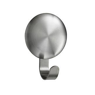 Large Self-Adhesive Stainless Steel Hooks