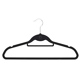 4 Non Slip Hangers With Hook