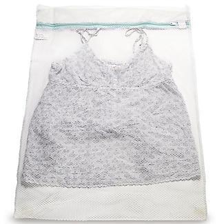 2 Wäschenetze in Weiß - Groß