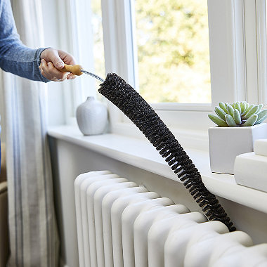 Natural Radiator Brush