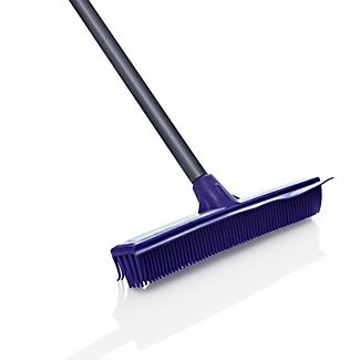 Rubber Buddy Telescopic Floor Sweeping Broom alt image 2