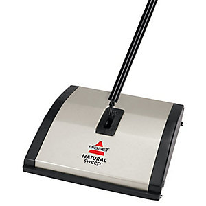 Bissell® Natural Sweep Manual Floor Sweeper