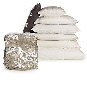 2 Jumbo Pack-Mate® Stack & Vac Bags
