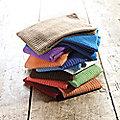 12 Large Microfibre Cloth Towels Set