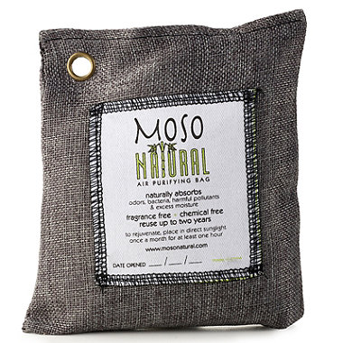 Standard Moso Air Purifying Bag