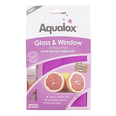 Aqualox® Glass & Window Pack