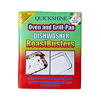 Quickshine Dishwasher RoastBusters
